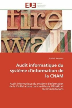 Audit Informatique Du Syst me d'Information de la Cnam