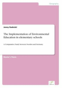 Implementation of Environmental Education in elementary schools