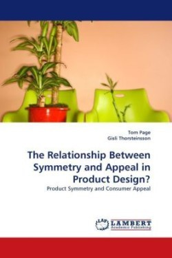 Relationship Between Symmetry and Appeal in Product Design?