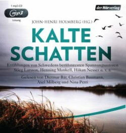 Kalte Schatten, 1 MP3-CD