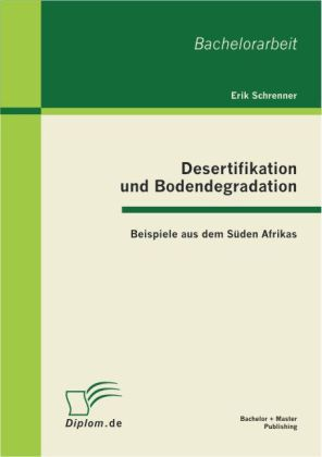 Desertifikation Und Bodendegradation