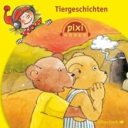 Tiergeschichten Audio CD