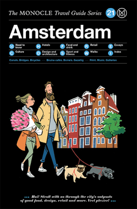 Monocle Travel Guide to Amsterdam