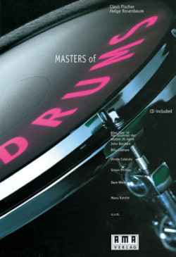 Masters of Drums, m. CD-Audio