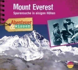 Mount Everest, 1 Audio-CD
