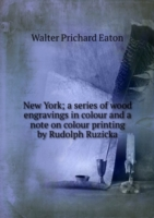 NEW YORK A SERIES OF WOOD ENGRAVINGS IN