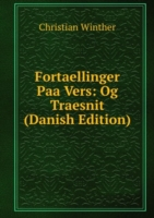 Fortaellinger Paa Vers: Og Traesnit (Danish Edition)