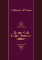 Sanger Och Bilder (Swedish Edition)