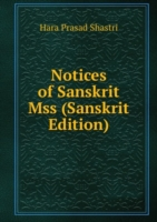 Notices of Sanskrit Mss (Sanskrit Edition)