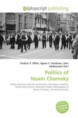 Politics of Noam Chomsky
