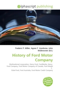 History of Ford Motor Company