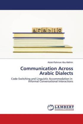 Communication Across Arabic Dialects