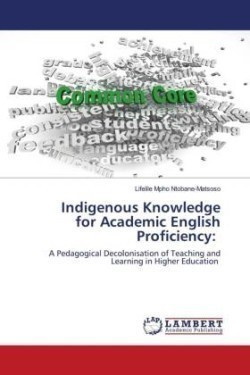Indigenous Knowledge for Academic English Proficiency: