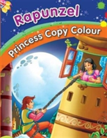 Rapunzel Colouring Book