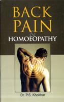 Back Pain and Homoeopathy
