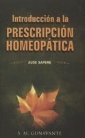 Introduccion a la Prescripcion Homeopatica