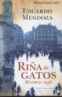 Rina De Gatos Madrid 1936