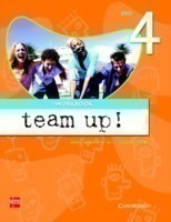 Team Up Level 4 Workbook Spanish Edition