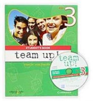 Team Up Level 3 Student's Book Catalan Edition