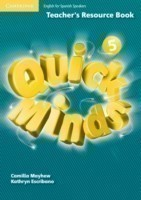 Quick Minds Level 5 Teacher's Resource Book Spanish Edition