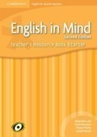 English in Mind for Spanish Speakers Starter Level Teacher's Resource Book with Class Audio CDs (3)