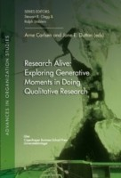 Research Alive Exploring Generative Moments in Doing Qualitative Research