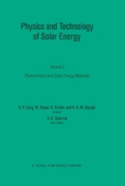 Physics and Technology of Solar Energy. Vol.2 International Workshop on Physics of Solar Energy : Papers