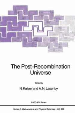 The Post-Recombination Universe