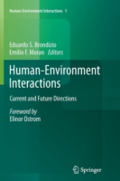 Human-Environment Interactions Current and Future Directions