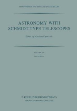 Astronomy with Schmidt-Type Telescopes