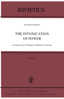 The Intoxication of Power An Analysis of Civil Religion in Relation to Ideology