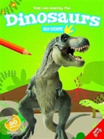 My Fold-Out Activity Fun: Dinosaurs