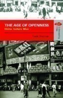 Age of Openness - China before Mao