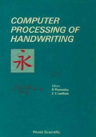Computer Processing Of Handwriting