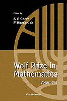 Wolf Prize In Mathematics, Volume 2