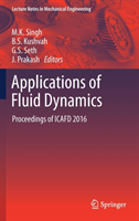 Applications of Fluid Dynamics Proceedings of ICAFD 2016