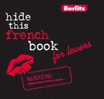 French Berlitz Hide This Lovers Book
