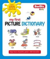 Berlitz Language: My First Picture Dictionary