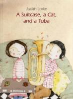 Suitcase, a Cat and a Tuba
