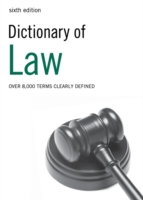 Dictionary of Law